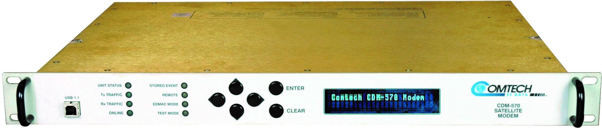 COMTECH CDM-570 IF