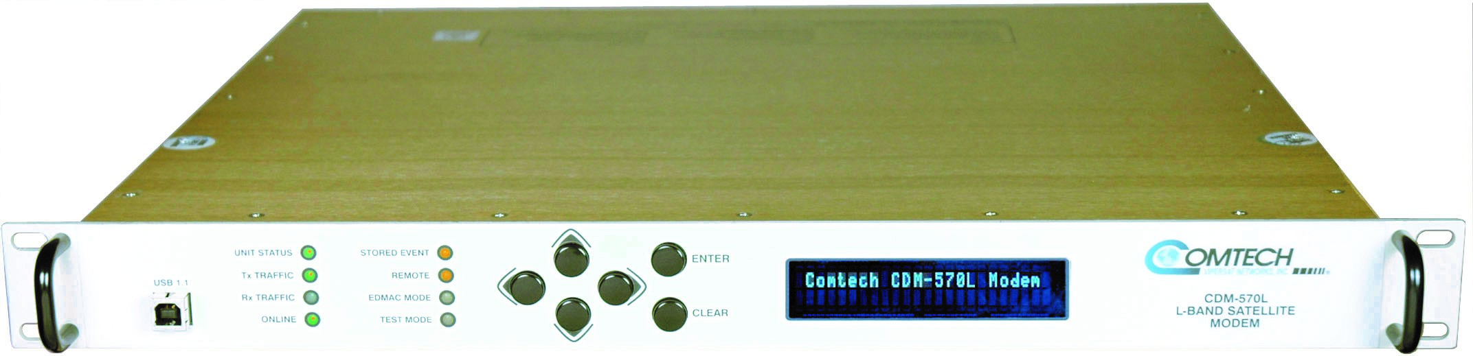 COMTECH CDM 570-L (WITH TPC)