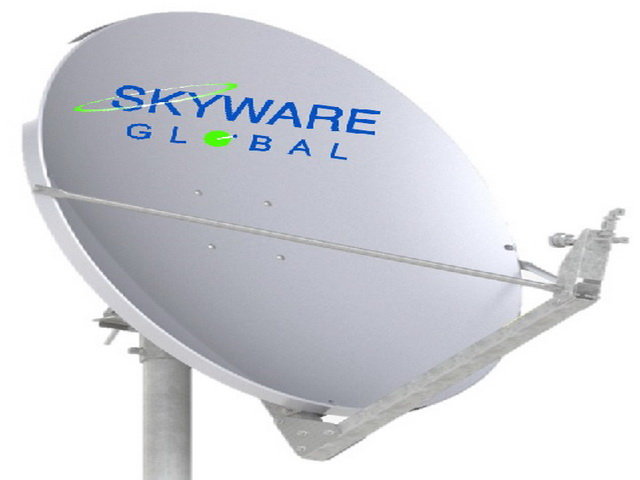 SKYWARE GLOBAL 1.8m KU BAND ANTENNA ClASS-III TYPE 183